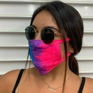 Tie Dye Face Mask PCK 3